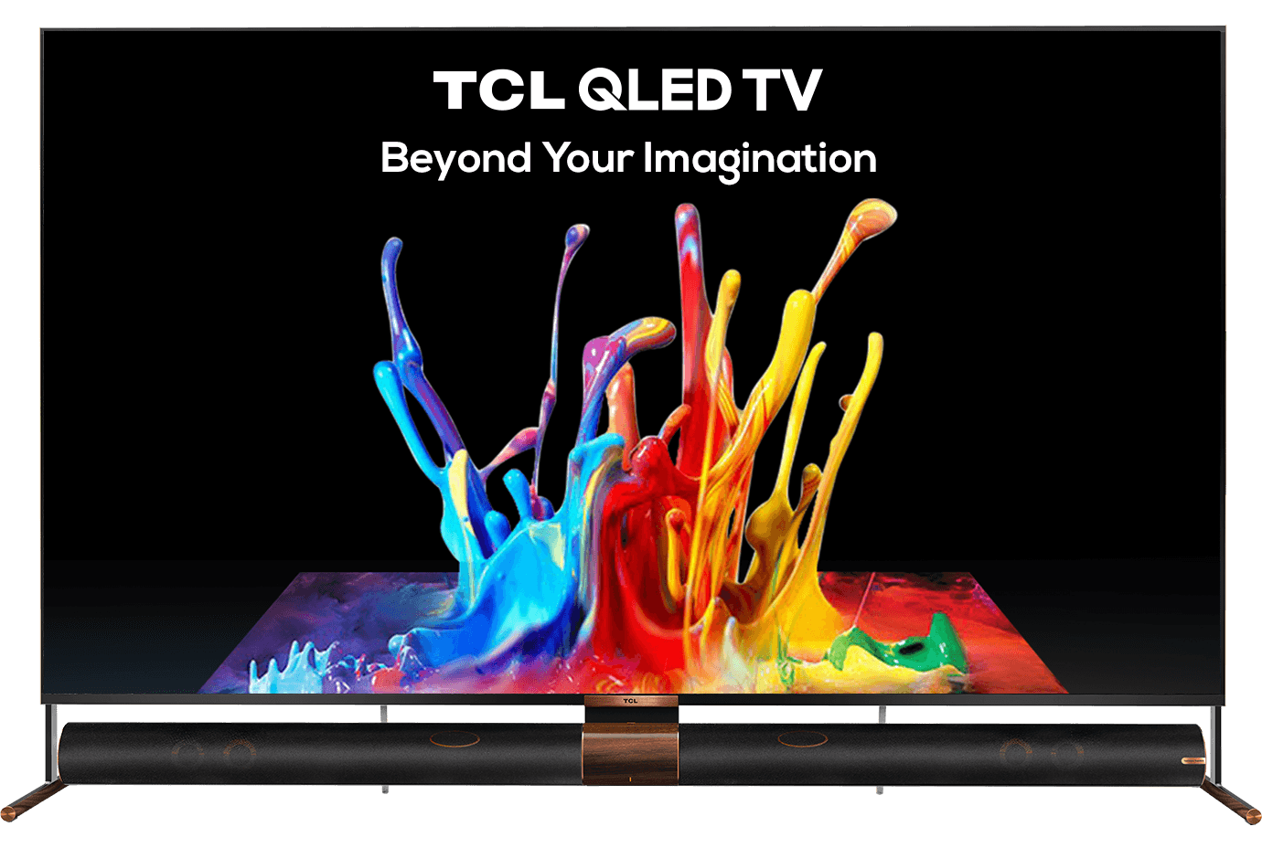 TCL QLED tv - beyond your imagination