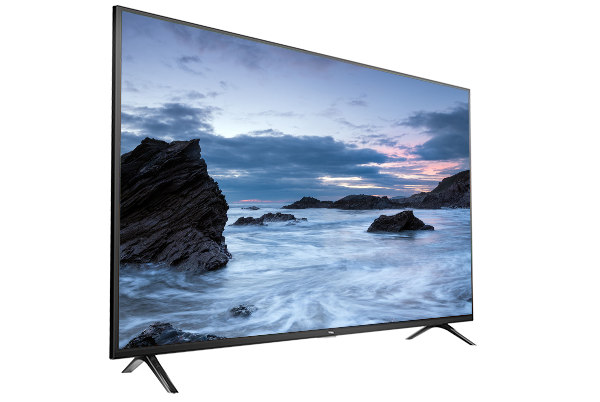 TCL HD TV D3000 left view