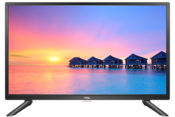 TCL HD TV d3100 front view