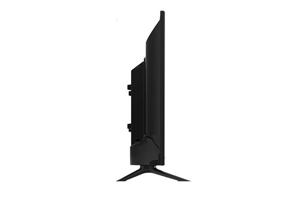 TCL HD TV d3100 Lside view