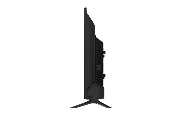TCL HD TV d3100 Rside view