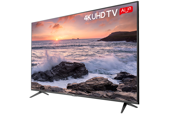 TCL 4K UHD TV P65 right view