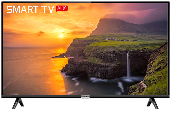 TCL FHD AI SMART TV S6500 front view