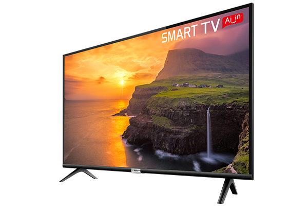 TCL FHD AI SMART TV S6500 left view