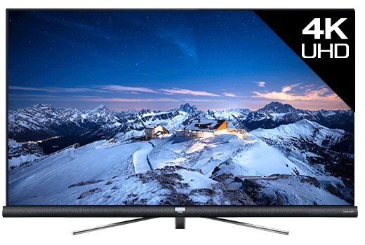 TCL UHD AI TV C6 front view