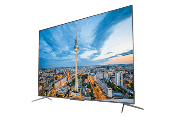 TCL QLED 4K TV C715 right view