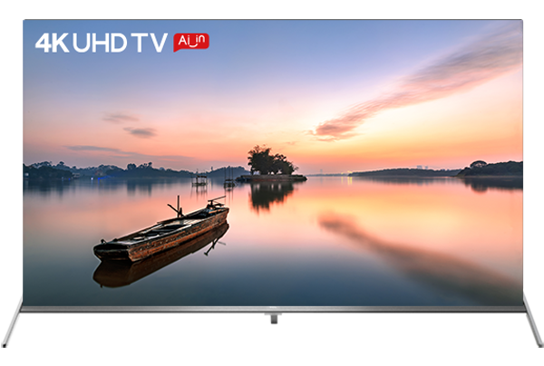 TCL ai tv p8s front view