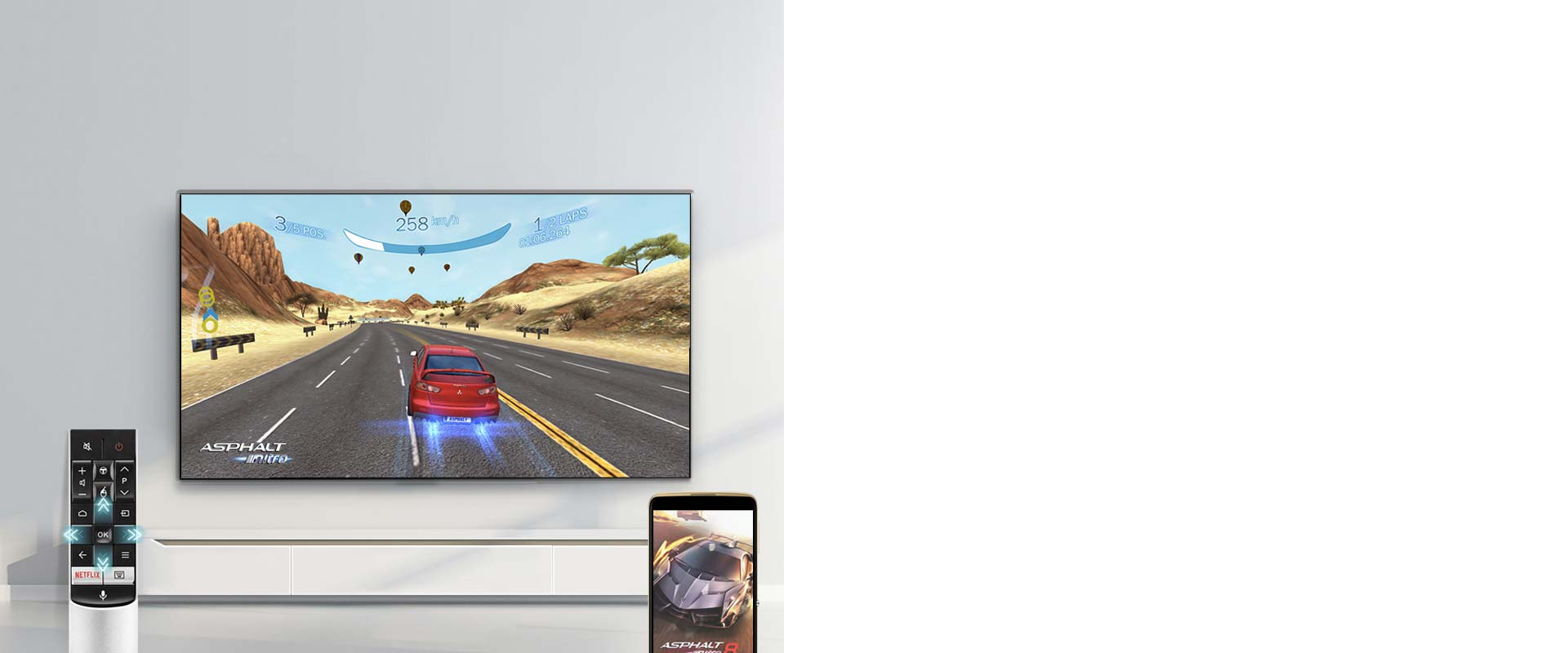 """TCL 40"""" Smart LED Android TV 40S65A 9"""