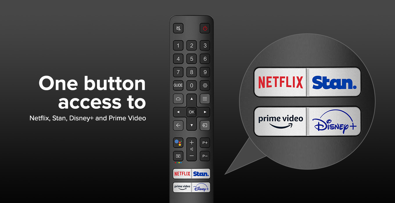 One Button Quick Access