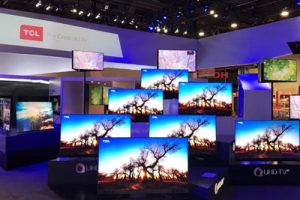 TCL Launches New Flagship QUHD TVs at CES 2017