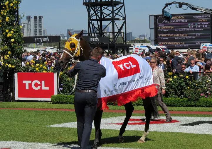 TCL – Stopping the nation for 12 years with the Melbourne Cup Carnival