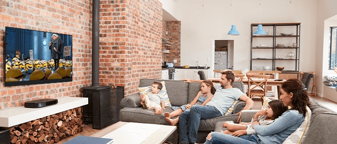 How to Decorate a Room Around Your TV