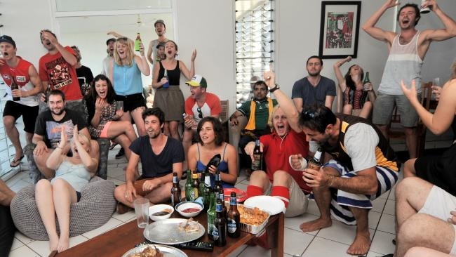 How to Successfully Host an AFL Party