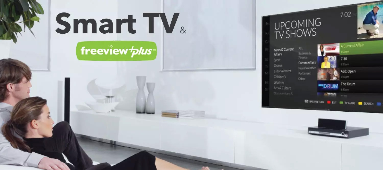 TCL Smart TV & FreeView