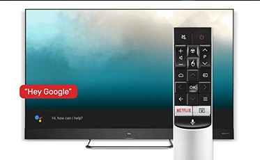 Voice Control and a World Of Multimedia With TCL