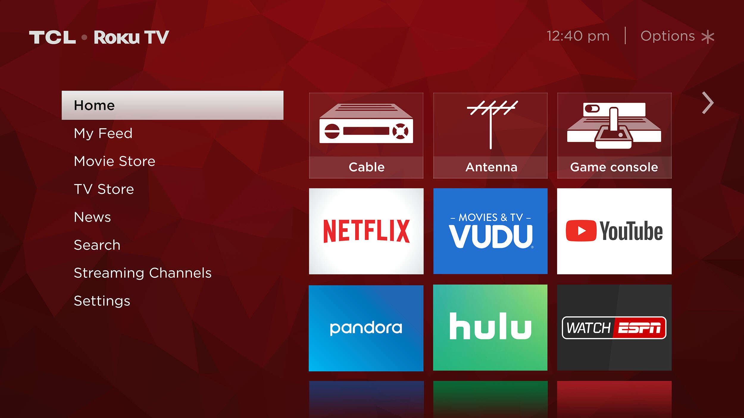 Top Tv Apps Tcl
