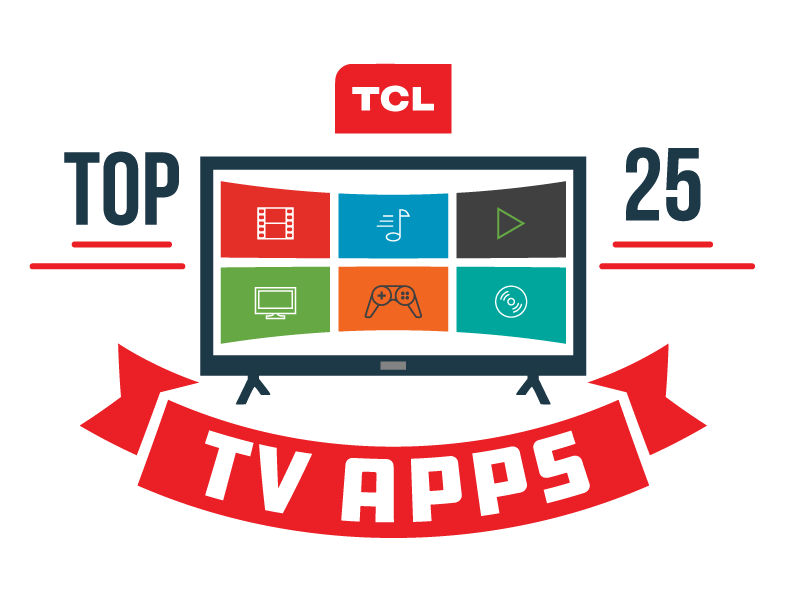 top 25 tv streaming apps