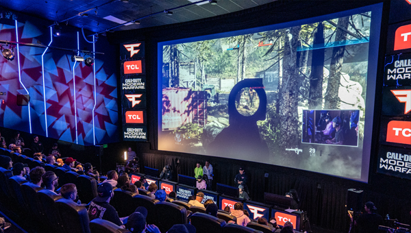 TCL Faze Celebrity Modern Warfare Pro Am