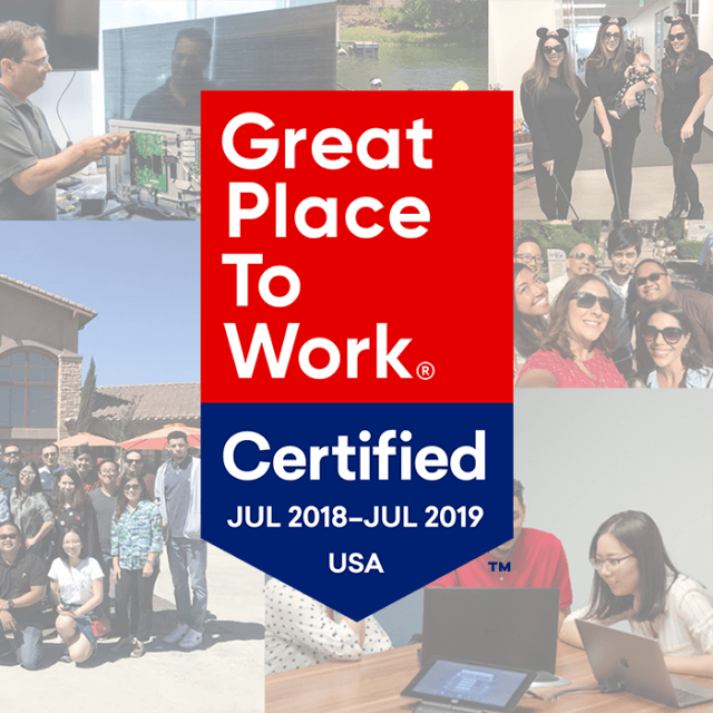 TCL Named a Great Place to Work