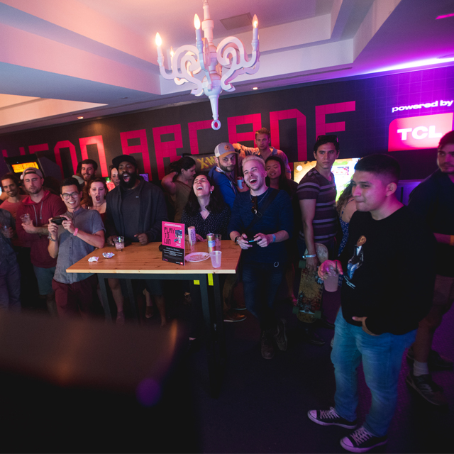 TCL Brings Gaming Experience to Austin's SXSW