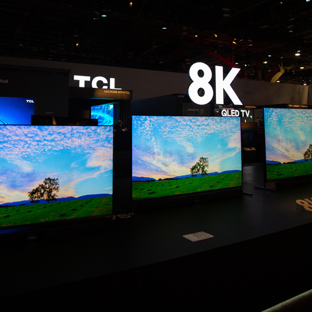 TCL CES 2020 Booth Tour