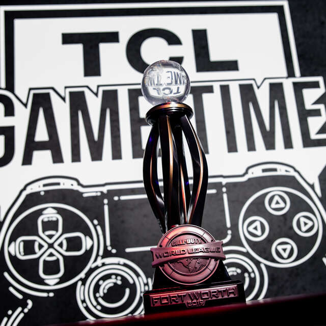 TCL at Call of Duty® World League Fort Worth