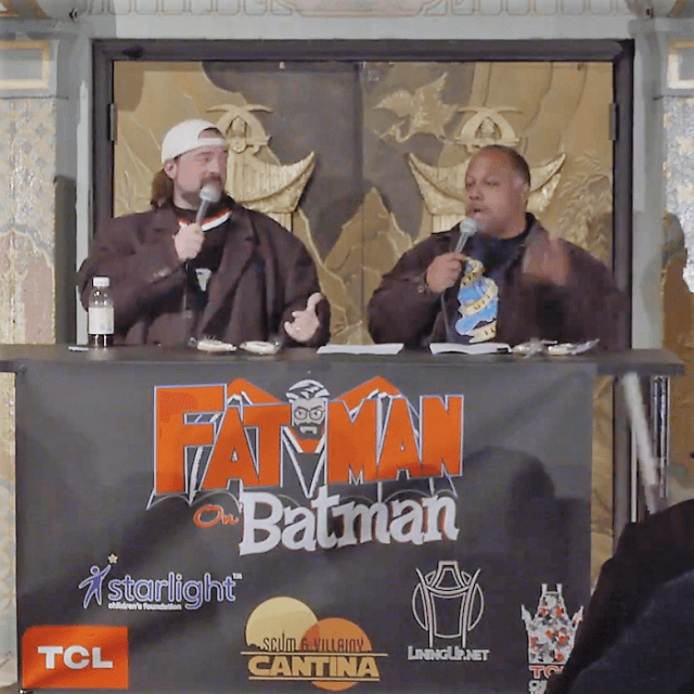 Kevin Smith at TCL Chinese Theatre