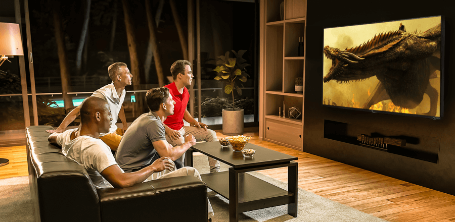 Enjoy Game of Thrones on a TV with Picture Performance More Powerful than a Flock of Fire-Breathing Dragons