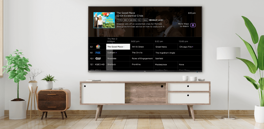 Feature Spotlight: Program Guide for Smarter Over-the-Air Viewing