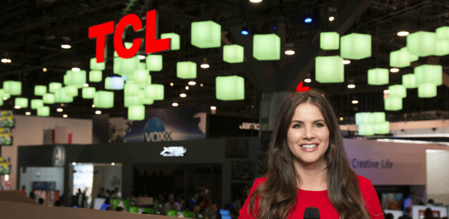 TCL CES 2018 Booth Tour