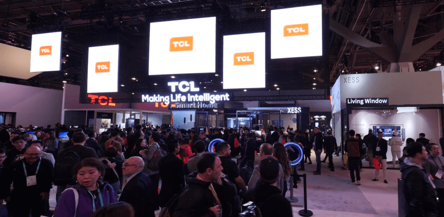 Ask Bruce: Wicked stuff I saw at the TCL Booth at CES