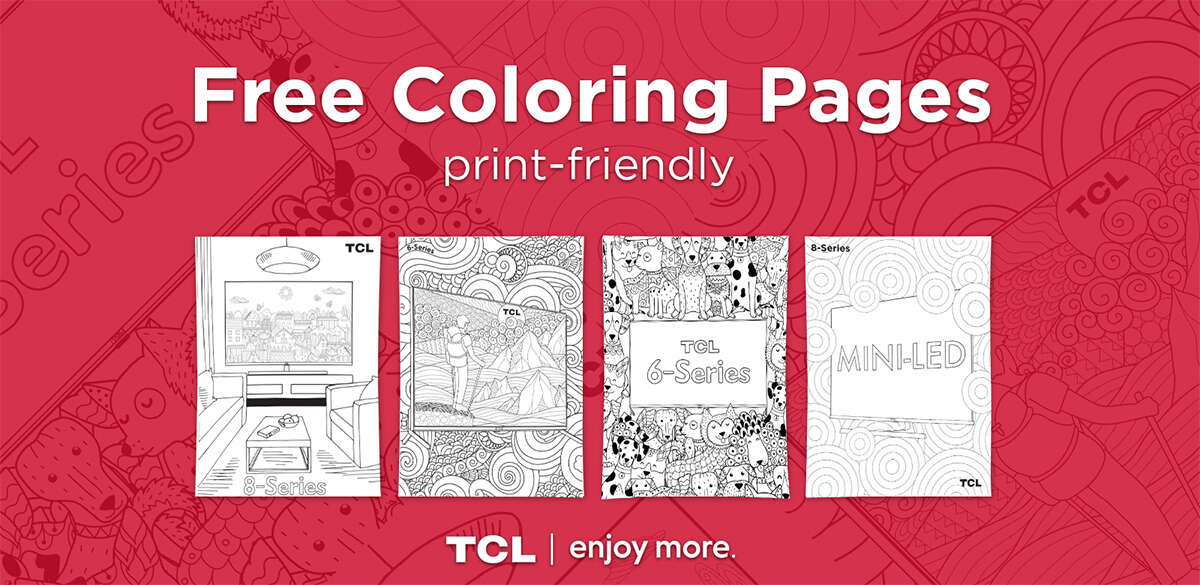 TCL Coloring Pages