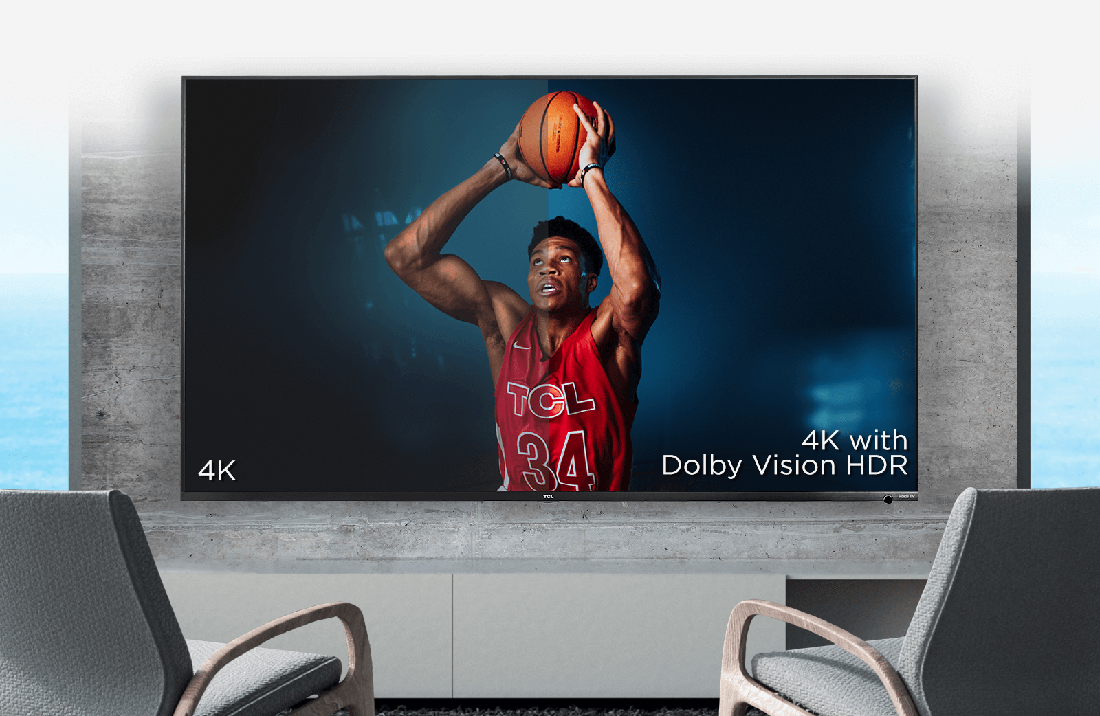 TCL Giannis Dolby Vision