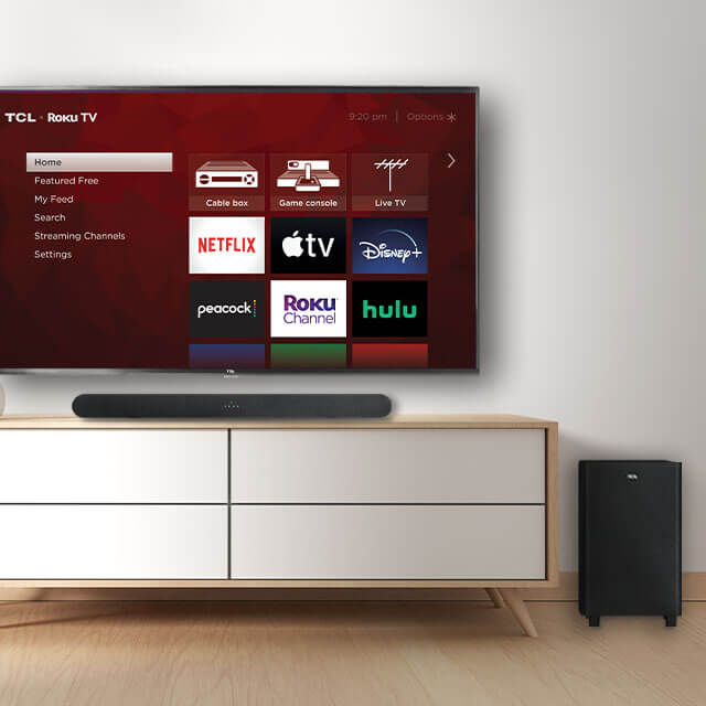 Why Your Next Sound Bar Should be Roku TV Ready