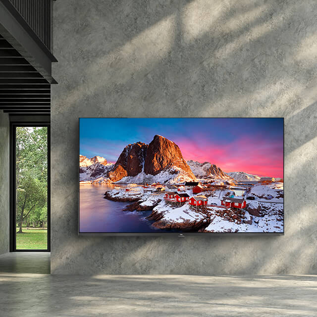 Bring the Cinema Home with TCL's XL Collection