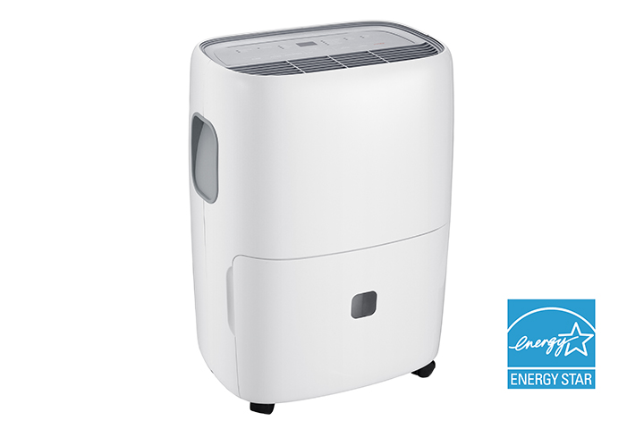 TCL 70 Pint Dehumidifier DEA70EP - Right Angle