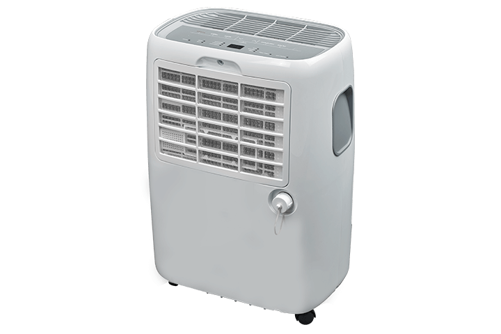 TCL 20 Pint Dehumidifier TDW30E19 - Back