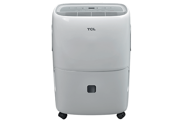 TCL 30 Pint Dehumidifier TDW30E19 - Front Tilted