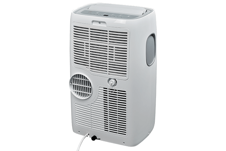 TCL 8,000 BTU Portable Air Conditioner - Back