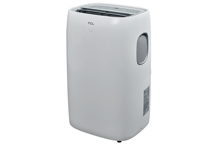 TCL 8,000 BTU Portable Air Conditioner - Angled