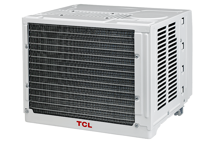 5,000 BTU Window Air Conditioner - Back