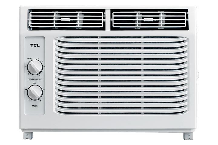 5,000 BTU Window Air Conditioner - Front