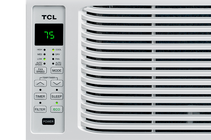 6,000 BTU Window Air Conditioner - Zoom