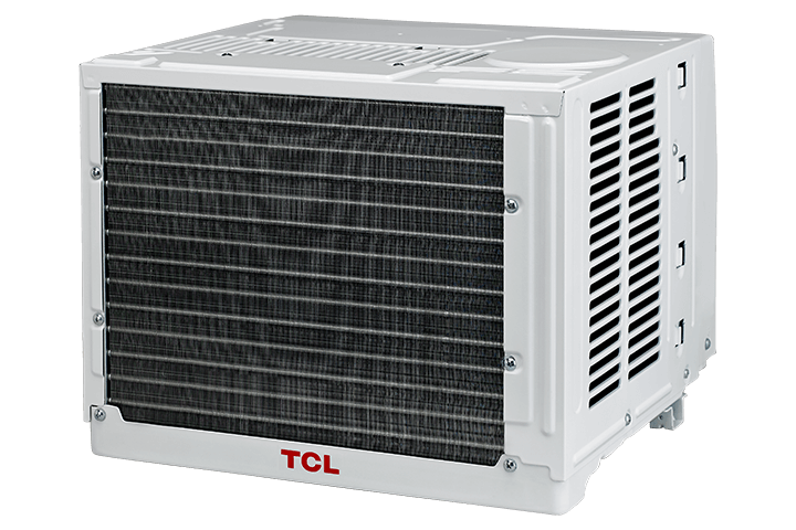 6,000 BTU Window Air Conditioner - Back