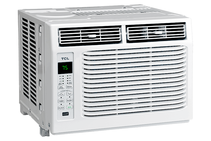 6,000 BTU Window Air Conditioner - Beauty
