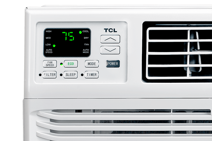 8,000 BTU Window Air Conditioner - Zoom