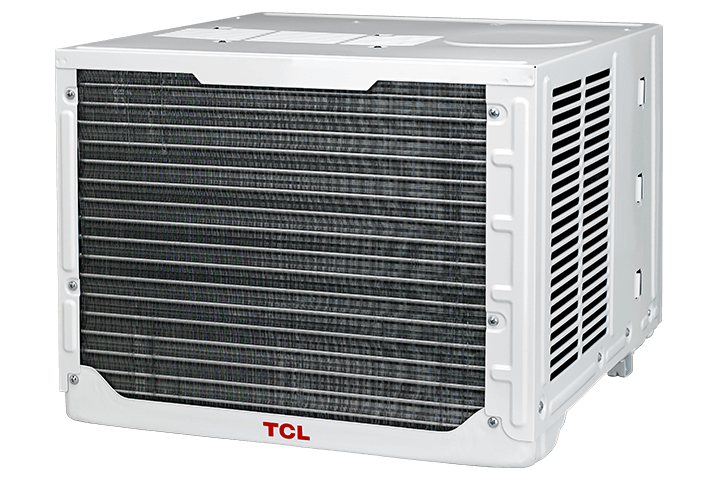8,000 BTU Window Air Conditioner - Back