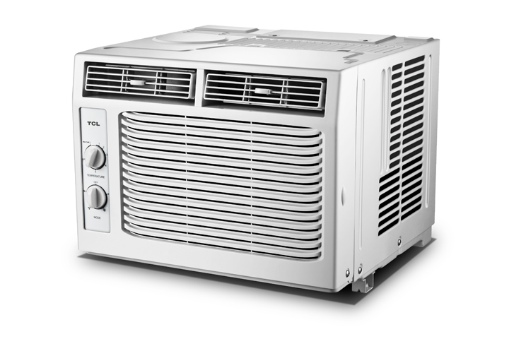 5,000 BTU Window Air Conditioner - side
