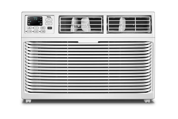 18,000 BTU Window Air Conditioner - front