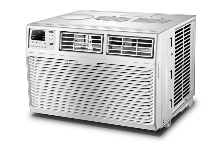 18,000 BTU Window Air Conditioner - left